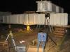 Statische Probebelstung Trägerkonstruktion2